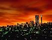 Die Stadt lebt auch Nachts.