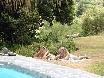 relaxen in der Sonne und die gibt es hier fast 365 Tage im Jahr.